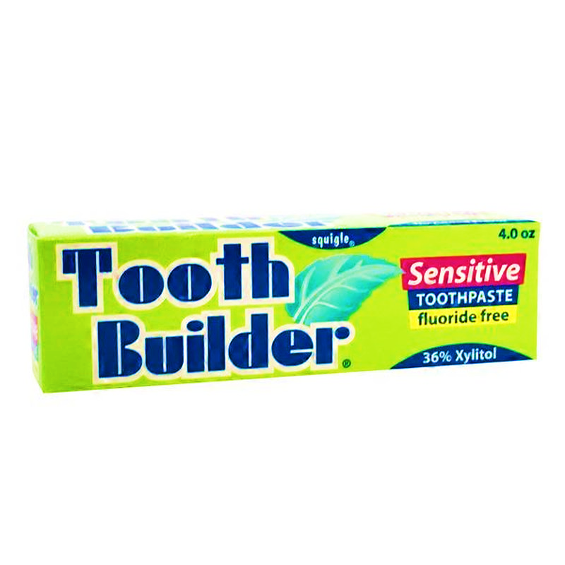 Best toothpaste for sensitive teeth Squigle