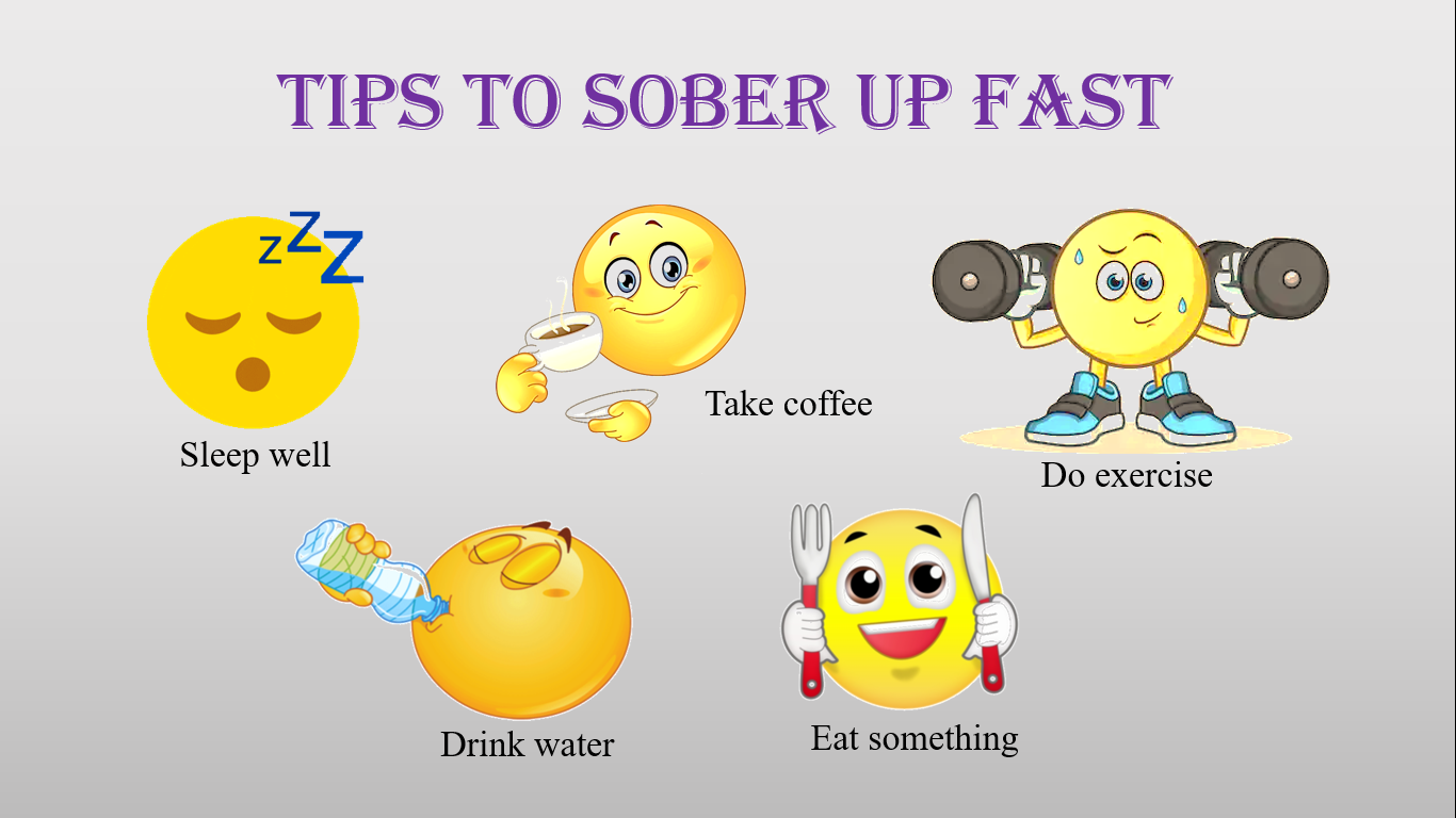How long does it take to sober up