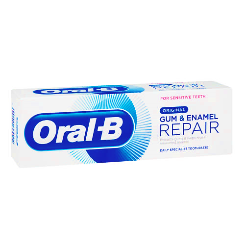 best toothpaste for sensitive teeth Oral B