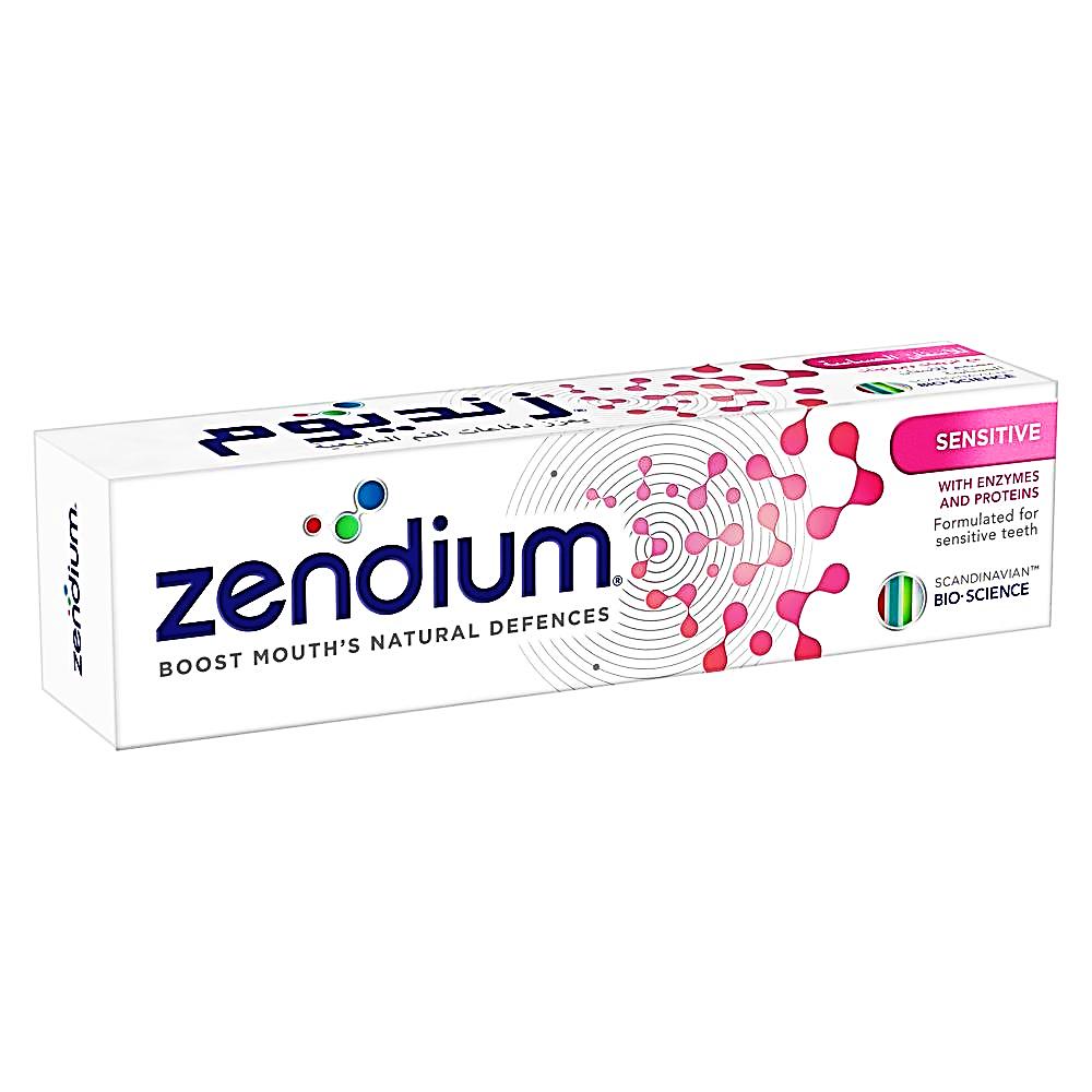 best toothpaste for sensitive teeth Zendium