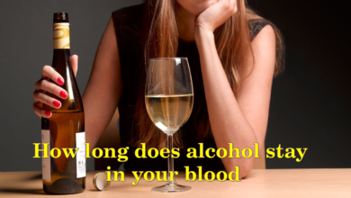 How long does alcohol stay in your blood