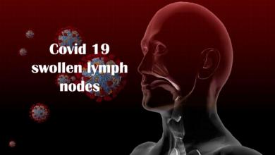 Covid 19 swollen lymph nodes