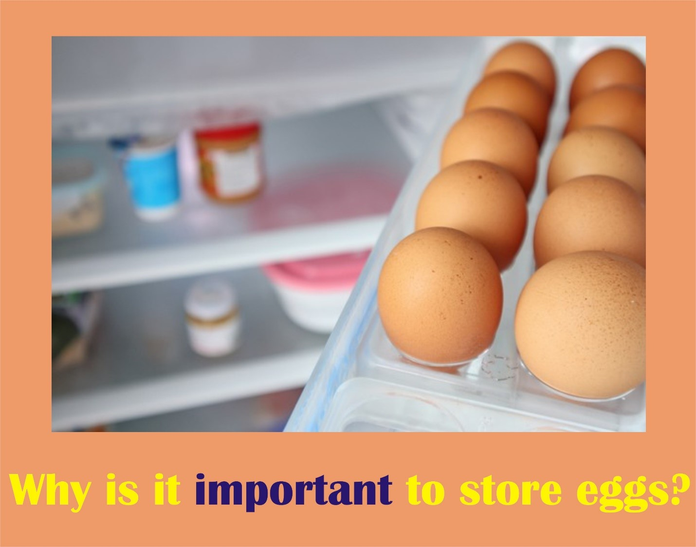 do hard boiled eggs need to be refrigerated