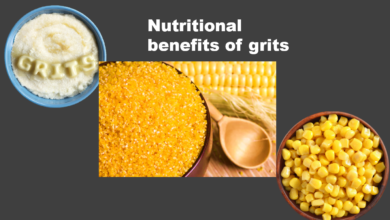 nutritional benefits of grits