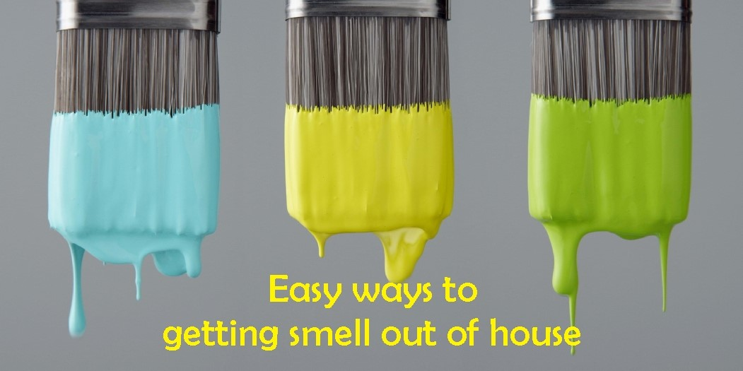 How to get smoke smell out of the house , main tips